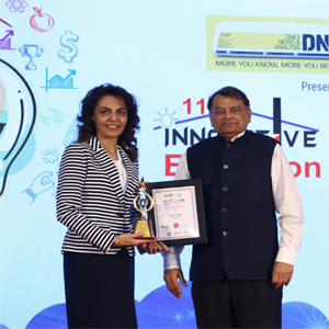 Award for Excellence in Social Innovation & Global Impact 2019