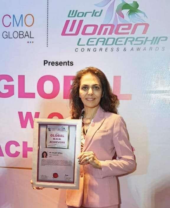 GLOBAL WOMAN OF WORTH