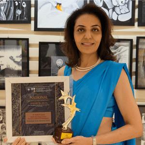 NATIONAL ICON Award