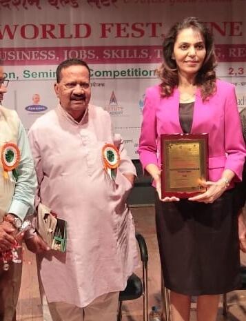 'National Award for Innovative Concept' 2018