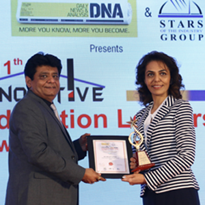 Innovative Education Leadership Award 2019,