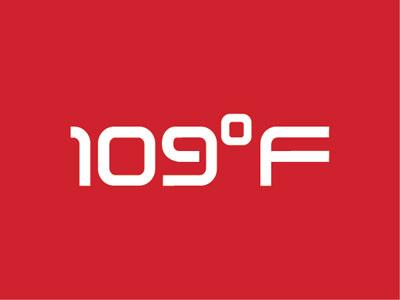109 F